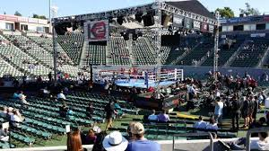 Dignity Sports Park Seating Chart 74 Skillful Stubhub Center Boxing Seating View
