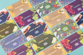 whole foods market gift card design
