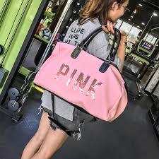 <b>2019</b> Ladies Black Travel <b>Bag</b> Pink <b>Sequins</b> Shoulder <b>Bag</b> Women ...