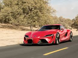 Toyota FT-1 Concept hints at 2016 Supra | Drive Arabia