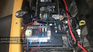 blue sea fuse box where did you mount your auxiliary fuse block jkowners com i just installed mine yesterday to