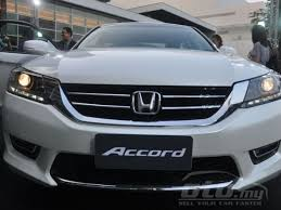 new car launches malaysia 20132013 Honda Accord Malaysia Infohub  Paul Tans Automotive News