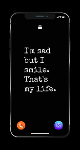 Sad Quotes Wallpapers HD