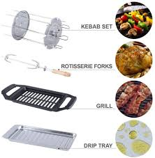 The best indoor grills don't have to be the biggest or the priciest. Amazon Com Electric Indoor Grill With Removable Non Stick Plate Infrared Heating Smokeless Technology Bbq Grill Home Improvement