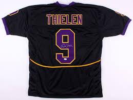 Adam Minnesota Mavericks Signed State Coa Thielen tse Jersey|Authentic Nfl Jersey,Authentic Nfl Jerseys,Low-cost Authentic Nfl Jerseys