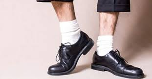Image result for white socks