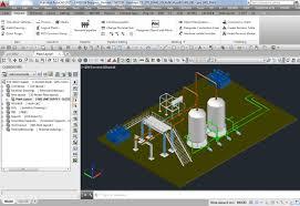 Easy To Use 3d Design Software Cadison 3d Designer 3d Plant Design Equipment