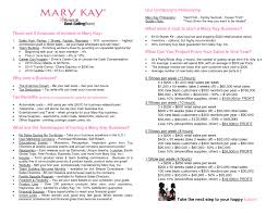 mary kay gift certificate template new mary kay business plan