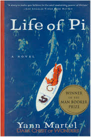 life of pi by yann martel dark chest of wonders the