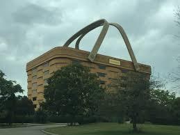 ohio from Longaberger Basket Building For Sale, source:wistfulwanderers.com