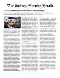 Black press coffee is a specialty coffee shop with a simple mission: Little Collins