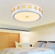 Chinese Led Plafondlamp Master Slaapkamer Lamp Kamer Ronde
