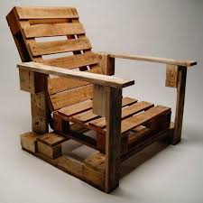 furniture making ideas. pallet armchair furniture making ideas n