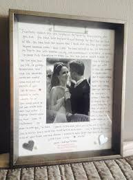 1st year wedding anniversary gift for husband 1st wedding anniversary gift stunning one year wedding anniversary