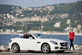 2012 Mercedes SLK 250 CDI Review - Top Speed