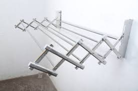 wall hanger in coimbatore rust proof stainless steel with leaf side assembly wall mounting at your convenient height maintenance free space saving