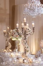 chandelier candle holder centerpiece