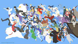 Right now we have 68+ background pictures, but the number of images is growing, so add the webpage to bookmarks and. Gintama Minimalist Wallpaper 4k Animewallpaper