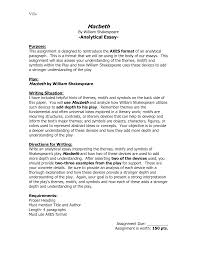 analytical essay model 6 analytical essay examples samples