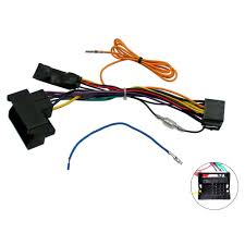 audi a3 8p a4 b7 tt canbus car stereo iso wiring harness w 12v iso wiring harness connector audi a3 8p a4 b7 tt canbus car stereo iso wiring harness w 12v ignition feed