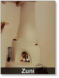 zuni kiva fireplace kit