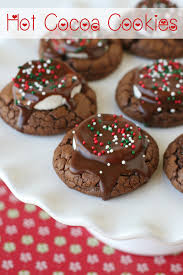 christmas cookies recipes with pictures. Fine Recipes Hot Cocoa Cookies Chewy Chocolaty And Oh So Delicious  On Christmas Cookies Recipes With Pictures