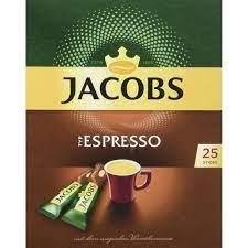 Jacobs Typ Espresso 25 St. ab 1,99 € im Preisvergleich!
