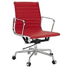 reproduction office chairs. Image Is Loading Eames-Office-Chair-Ribbed-Mid-Low-Back-Aluminum- Reproduction Office Chairs