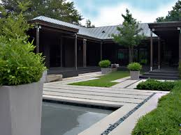 Fascinating Contemporary Landscapes 8 Contemporary Pool And Landscape