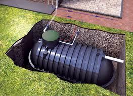underground rainwater tanks