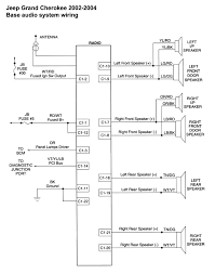 radio wiring diagram for 2005 jeep grand cherokee schematics and oem stereo wiring diagram jeepforum