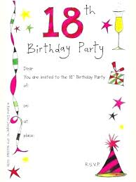 Party Invitation Templates Word Free Guluca