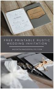 invitation t 11 best free wedding invitation templates printables images on