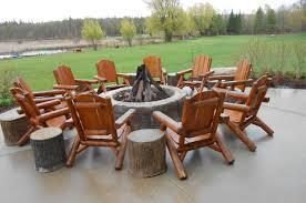 log furniture ideas. Nice Design Ideas Outdoor Log Furniture Kits Canada Finishes Colorado Michigan Uk O