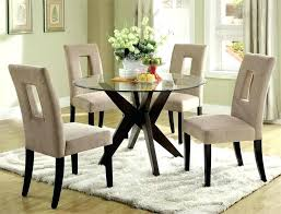48 round glass table top contemporary kitchen tables and chairs round round glass table round glass