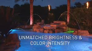 A Small Underwater Pool Light Is 1 M Underwater Pool And Spa Lighting Aquadepot