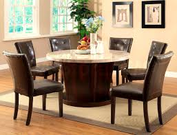 surprising rustic round dining table and chairs 9 farmhouse kitchen sets