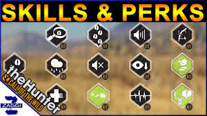 Best Skills And Perks Thehunter Call Of The Wild