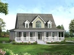 idea farmhouse plans with porch or gorgeous main story farmhouse front with plans porches farm as