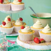 Vanilla Cupcakes With Buttercream Icing Recipe Chelsea Sugar