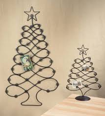 Free Standing Christmas Card Holder Display Christmas Tree Card Holder Stand Merry Christmas Happy New 31