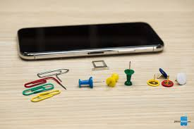 Utilize the sim eject tool (or paperclip) to unlock the tray by inserting it into the provided slot. How To Open A Sim Card Tray When An Ejector Tool Isn T Around The Macgyver Way Phonearena