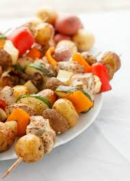 shish kabobs in the oven en and