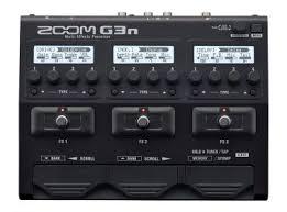 <b>Гитарный процессор Zoom</b> G3n - Процессоры эффектов для ...