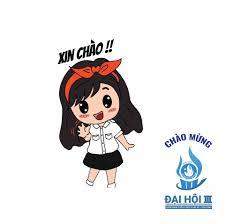 Bộ ảnh Chibi chào mừng... - Hội sinh viên Việt Nam TP.Cần Thơ