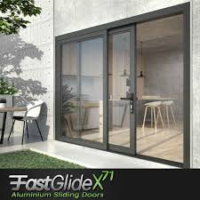the fastfold aluminium bi folding doors from windoorcareuk are designed to create a modern elegant finish to your room bringing the outdoors in