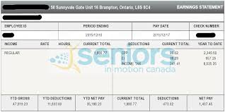 paycheck stub sample free sample pay stub canada online pay stub generator