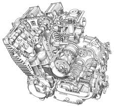 Yamaha xj 650 1981 49044