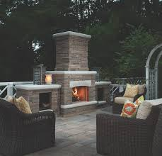 gas fireplaces connect to a gas line underground and propane fireplaces need tanks much like outdoor grills do of course electric fireplaces need access