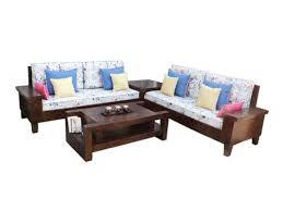 jaipur furniture wooden sofa set